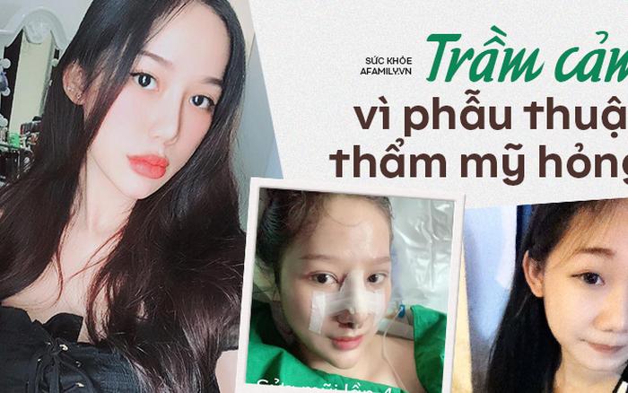 Câu chuyện cô gái trẻ nâng mũi 4 lần đến mức hết sạch sụn tai, từng ... - kết quả xổ số khánh hòa