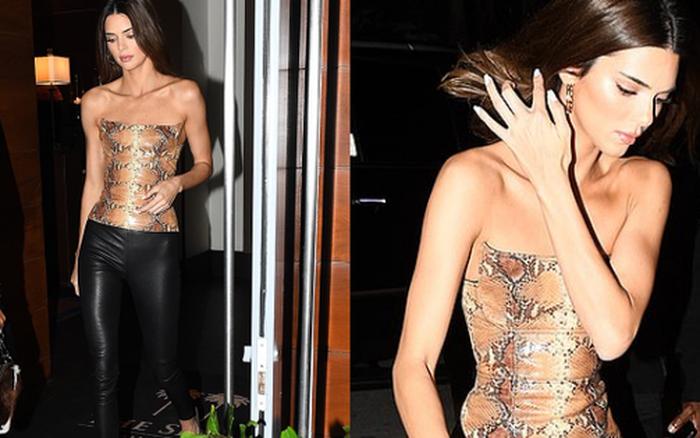 Dạo phố sang chảnh như Kendall Jenner: Gây sửng sốt vì body quá hoàn ...