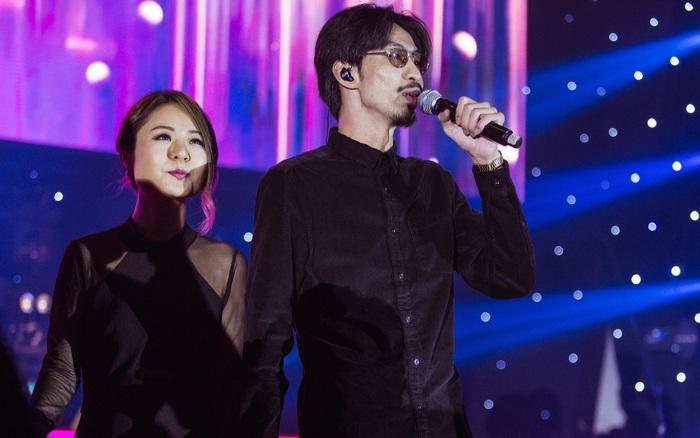 Diva Hồng Kông bị chê hát live tệ hơn Chi Pu, màn rap của Đen ...