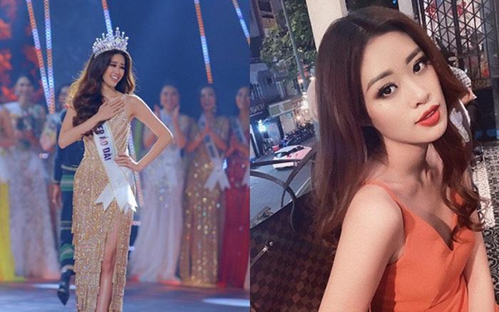 Tân Hoa hậu Hoàn vũ Việt Nam 2019: Từng là đối thủ của Kỳ Duyên, học ... - xổ số ngày 16102019