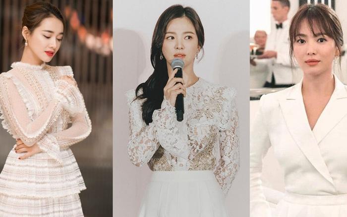 """Song Hye Kyo - Nhã Phương đều có chung một """"thần ... - xổ số ngày 17102019"""