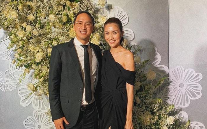 Sau 10 năm bên nhau, Tăng Thanh Hà và ông xã Louis Nguyễn ...