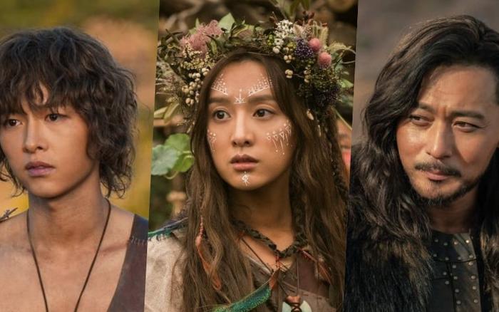 Bom tấn truyền hình của Song Joong Ki xác nhận ngày lên sóng, có đến 3 phần ...