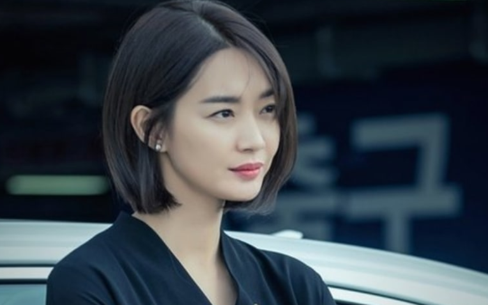 Shin Min Ah khoe tóc ngắn vừa đẹp, vừa sang trong phim mới
