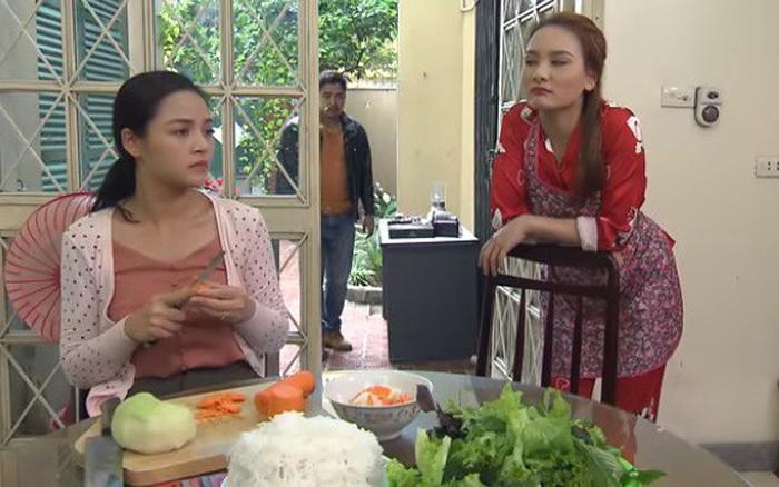 """""""Về nhà đi con"""": Khổ thân Thu Quỳnh, chồng đã hay ghen lại vô tình ..."""