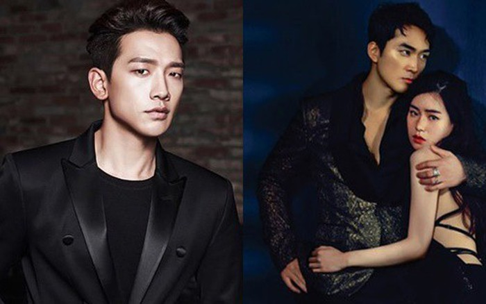 """Kim Tae Hee đang mang bầu, Bi Rain lại bất ngờ đóng phim cùng """"mỹ nhân 19+"""" từng ..."""