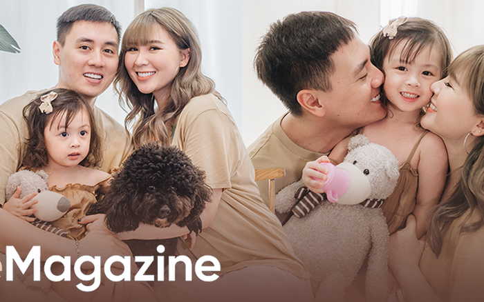"""Bí mật giờ mới """"bật mí"""" sau 5 năm kết hôn của Kiên Hoàng - Loan ..."""