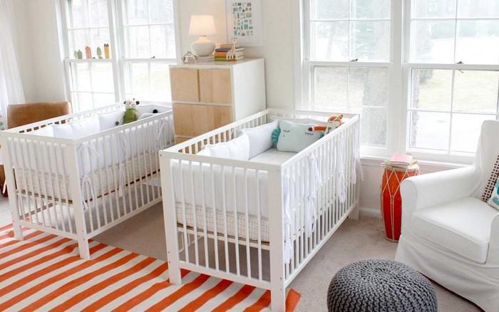 Những mẫu thiết kế cũi và giường ngủ cho bé tuy đơn giản nhưng lại rất hợp lý mà các bà mẹ có con nhỏ cần biết