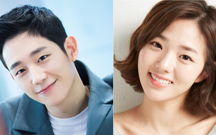"""Jung Hae In chính thức trở thành người tình của """"nàng robot"""" Chae Soo Bin trong phim ..."""