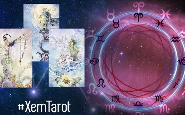 Rút một lá bài Tarot đại diện cho cung Hoàng đạo của bạn để biết cuộc ...