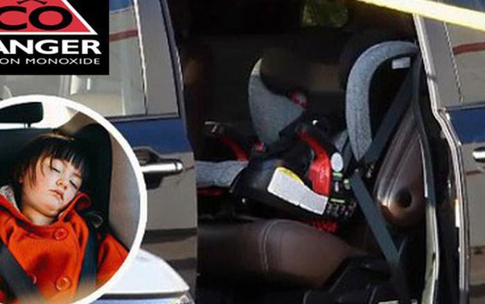 """Đây chính là cách khí CO """"giết người"""" nếu ở lâu trong ô tô: Ai ..."""