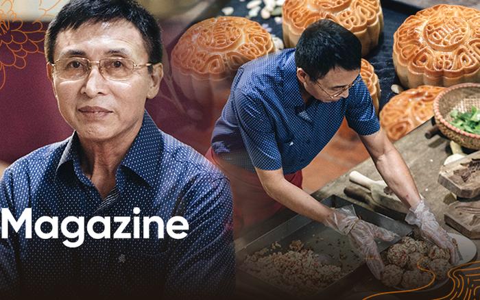 Bánh trung thu gia truyền phố Hàng Đường nói về bánh cổ truyền