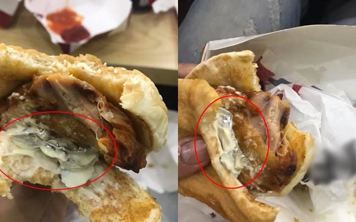 Mua burger từ thương hiệu nổi tiếng, anh chàng gặp miếng giấy bạc nhưng thắc mắc sau đó lại ...