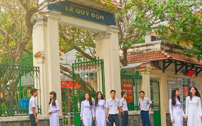 Phụ huynh phàn nàn vì đầu năm thu 6 triệu, trường THPT Lê Quý Đôn phân ...