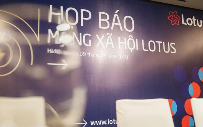 Lễ ra mắt MXH Lotus: Liệu kịch bản hấp dẫn nào sẽ được diễn ra?