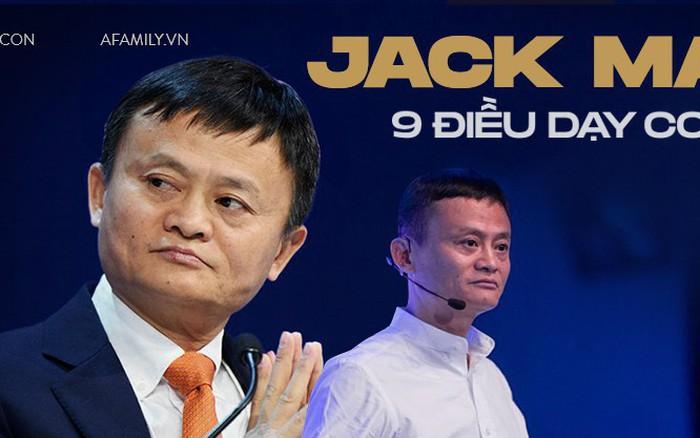 9 điều dạy con thấu đáo Jack Ma, cha mẹ càng đọc càng thấy tâm đắc