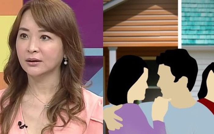 Nữ diễn viên Đài Loan phơi bày chuyện xấu hổ trong gia đình: Chồng ngoại tình ...