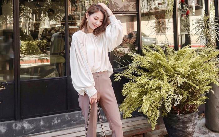 Street style Châu Á: Đơn giản mà vẫn cuốn hút, nàng công sở học ngay để ...