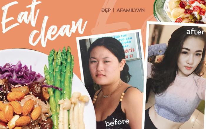 Nàng 8X Vũng Tàu ăn eat clean để giảm 10kg