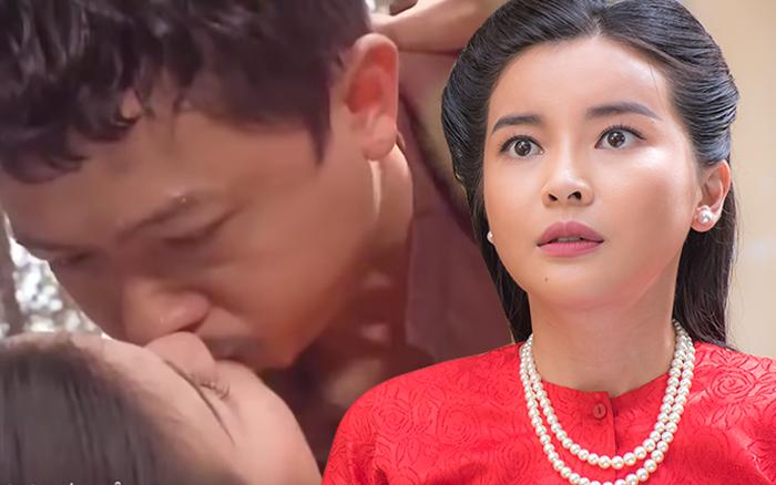 """""""Tiếng sét trong mưa"""": Cao Thái Hà nói về nụ hôn với Hứa Minh Đạt, ..."""
