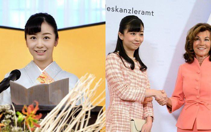 Công chúa Nhật Bản gây bất ngờ trong chuyến công du nước ngoài đầu tiên với ...