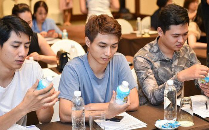 Tập đoàn Kirin họp báo ra mắt sản phẩm Kirin iMuse - thức uống hương vị sữa chua và chanh