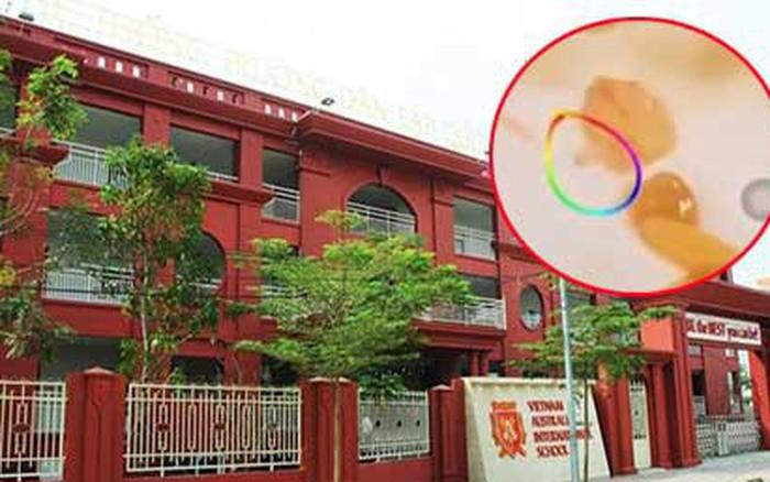 Trước khi bị tố suất ăn trưa lèo tèo, trường Quốc tế Việt Úc còn bị phát hiện ...