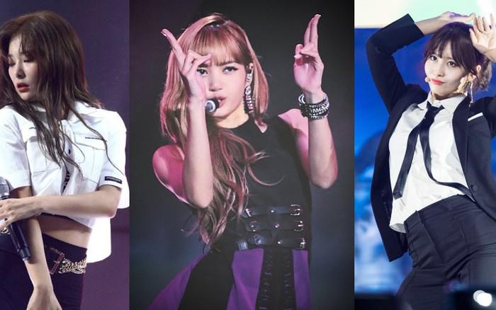 So sánh bộ 3 main dancer của BLACKPINK, TWICE, Red Velvet: Ai nhảy đỉnh hơn?