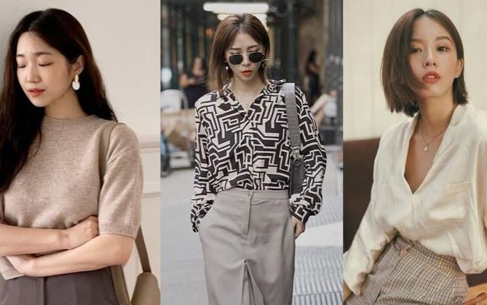 thời trang công sở: 4 kiểu áo hô biến vẻ ngoài trở nên sang trọng, quý ...
