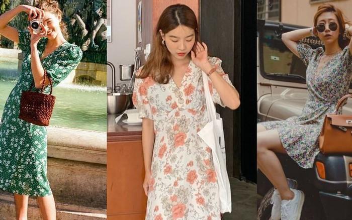 Những nàng sành điệu từ Á sang Âu đều đang diện một mẫu váy rất nhã và ...