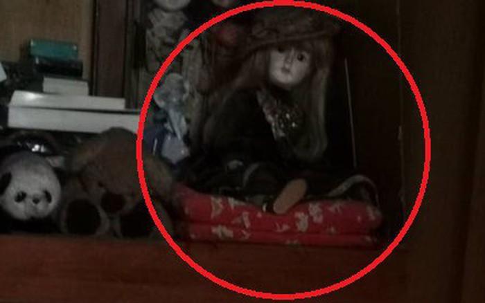 Nghi búp bê sứ phát ra tiếng động kỳ lạ vào ban đêm, đôi vợ chồng Nhật ...