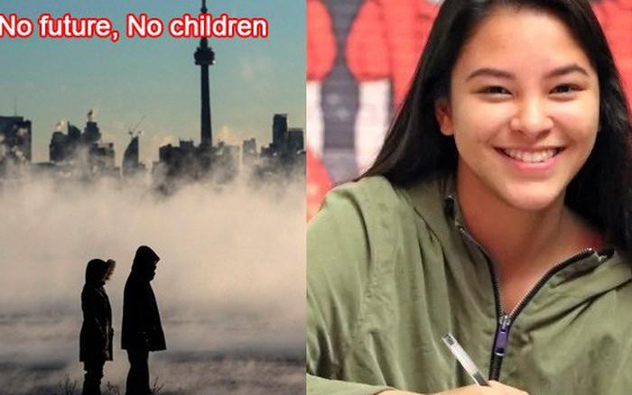 Bức xúc trước sự thờ ơ của chính phủ trước nạn biến đổi khí hậu, giới trẻ Canada đồng loạt ...