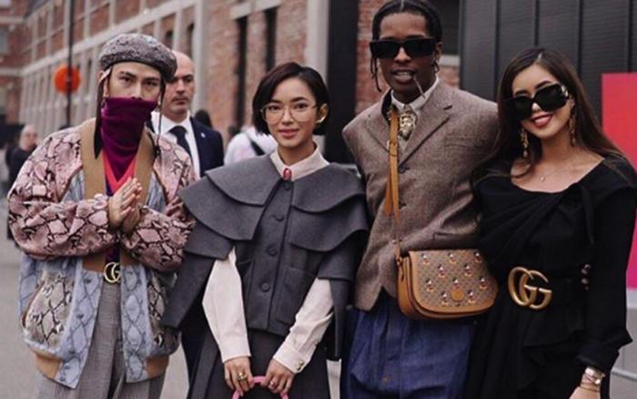 Rich Kid Thảo Tiên chạy liên tiếp tại Tuần lễ thời trang Milan, bất ngờ nhất là màn ...