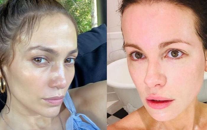 CHỐNG LÃO HÓA: Choáng với làn da căng mịn ở tuổi ngoài 40 của các sao nữ ...