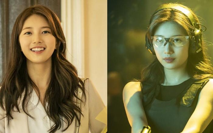 """Đóng cặp với Lee Seung Gi trong Vagabond nhưng diễn xuất của Suzy vẫn bị chê """"té ..."""