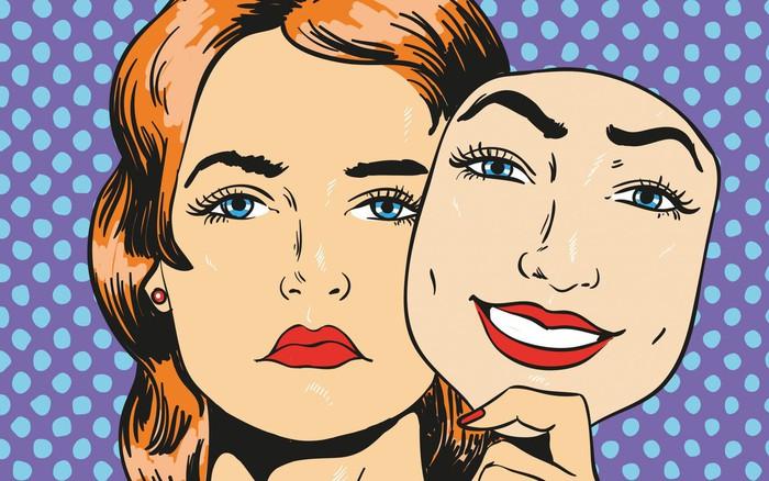 Những người hay nở nụ cười giả tạo ở nơi làm việc khả năng cao sẽ trở thành kẻ nát rượu
