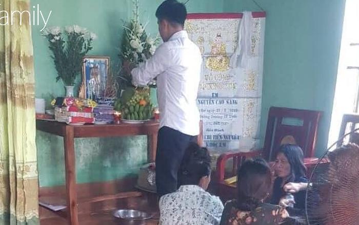 Anh trai nam sinh 18 tuổi bị sát hại ở Hà Nội cho biết người mẹ liên tục khóc ngất