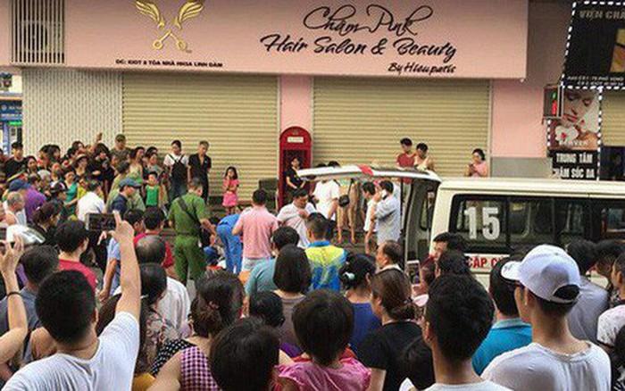 Xác định nguyên nhân vụ nổ lớn ở chung cư HH Linh Đàm: Do mâu thuẫn cá ...