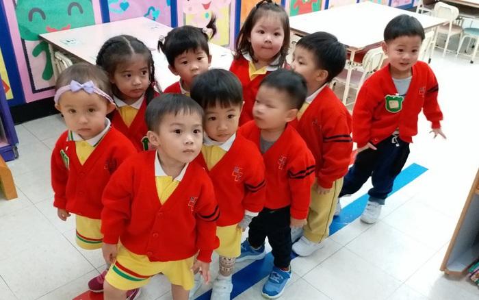 Nền giáo dục mẫu giáo khắc nghiệt ở Trung Quốc