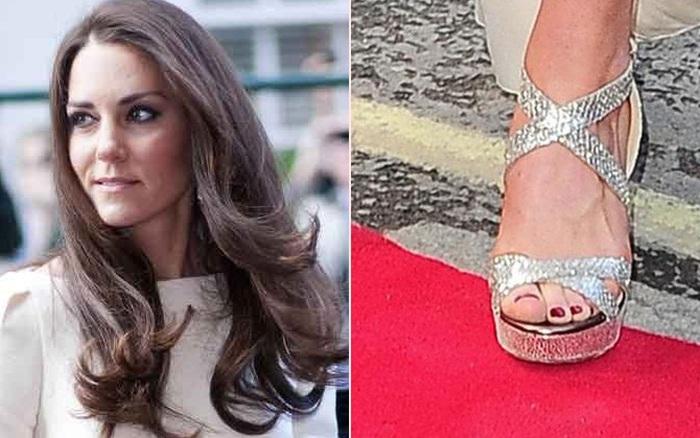 """Công nương Kate Middleton cũng từng phá luật """"chất chơi"""" ..."""