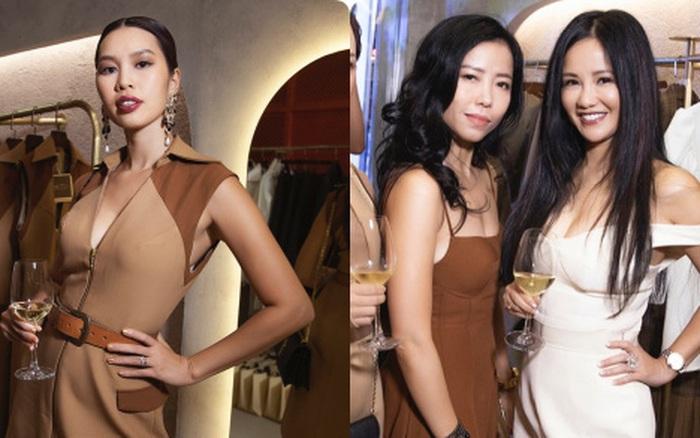Diva Hồng Nhung điện đầm khoe vòng 1 nóng bỏng ở tuổi 50 đọ sắc cùng ...