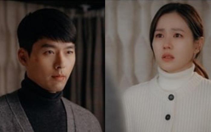 """""""Crash Landing On You"""" tập 9: Son Ye Jin trực trào nước mắt khi gặp ... - xs thứ hai"""