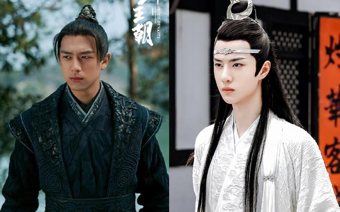 Top 5 nam diễn viên cổ trang xấu nhất khiến fan la ó khi Vương Nhất Bác, ...