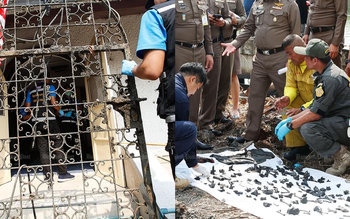 Con trai đại gia Thái Lan giết hại bạn gái 22 tuổi, cảnh sát vào cuộc ...