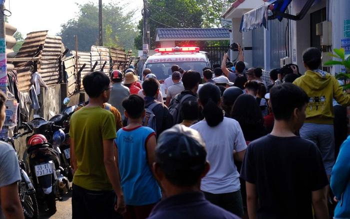 Vụ hoả hoạn đau lòng ngày 27 Tết ở TP.HCM: Xe máy chắn ngang cửa nhà ...