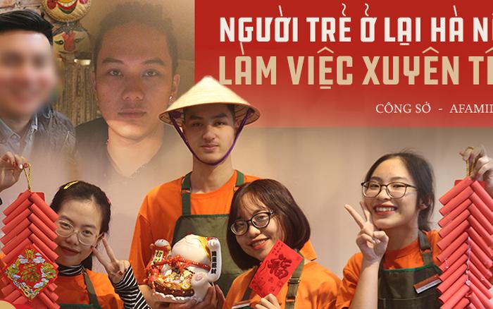 Chuyện giới trẻ ở lại Hà Nội làm thêm xuyên Tết: Người mặc cảm trước ...