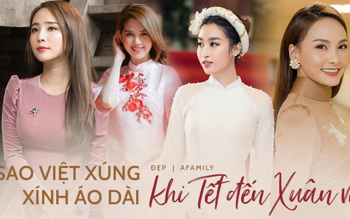 """Cùng với các người đẹp Việt, dàn """"hậu cung"""" VTV cũng ..."""
