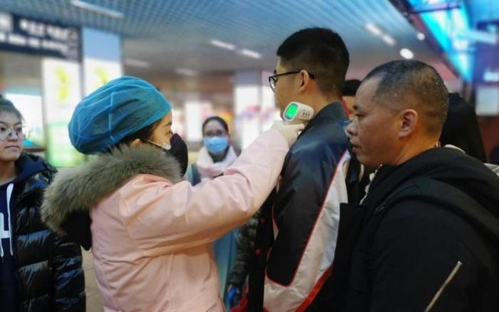 Bệnh nhân nhiễm virus viêm phổi ở Trung Quốc không hề bị sốt