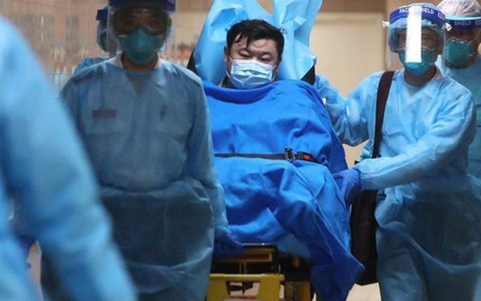 """Người dân Vũ Hán lo sợ khi bệnh viện quá tải: """"Virus truyền nhiễm có ..."""