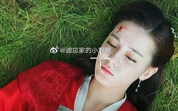"""""""Tam sinh tam thế Chẩm thượng thư"""": Phượng Cửu - Địch Lệ Nhiệt Ba cào ..."""